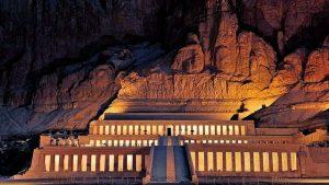 Hatshepsut Mortuary Tempel