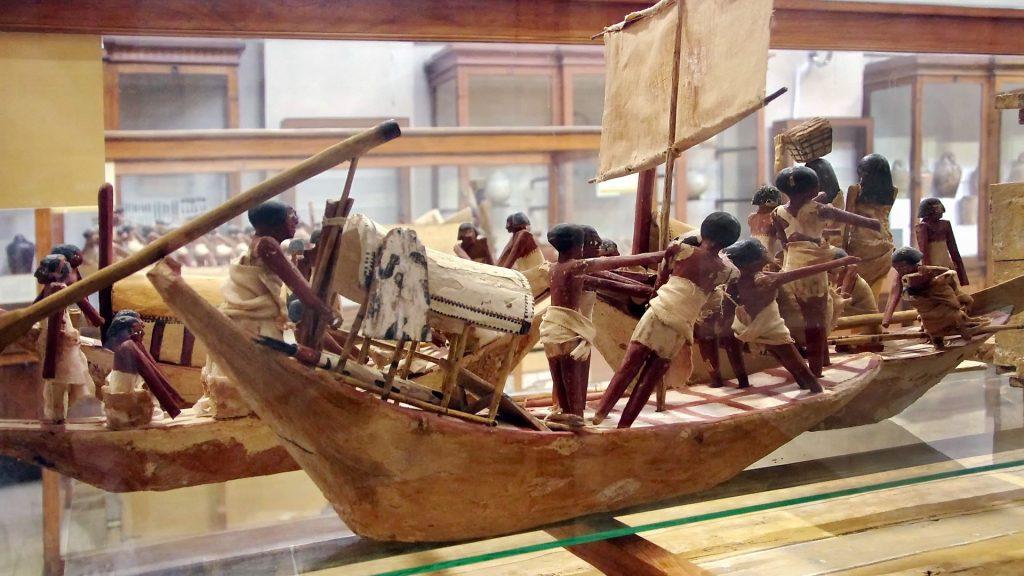Ägyptische Museum in Kairo