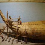 König Khufus Boot